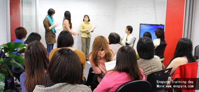 安石國際電訪員訓練日