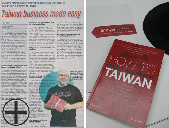 The China Post Taiwan Business Made Easy