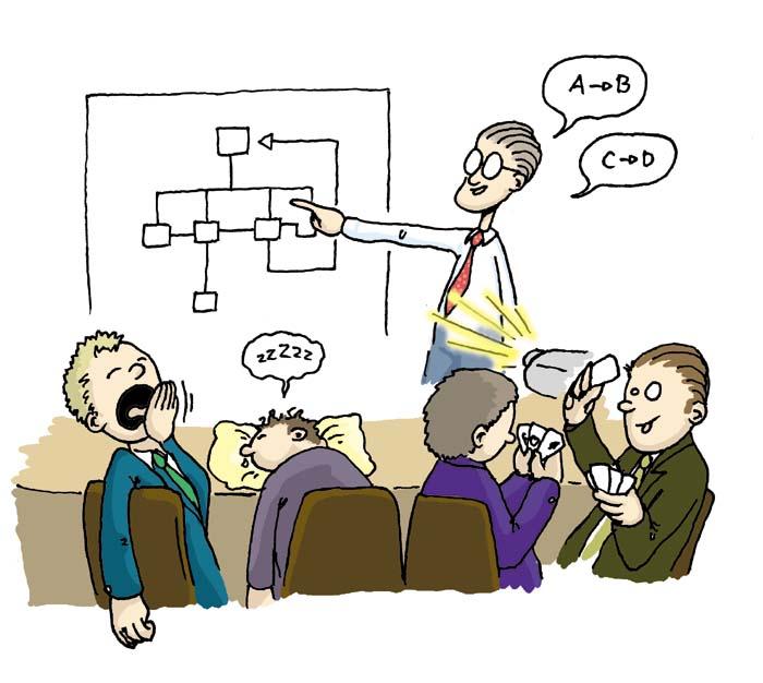 行銷技能)-抓住銷售報告開始談話的最佳方式
